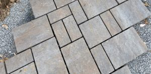 permeable paving stones in long island by ageless masonry